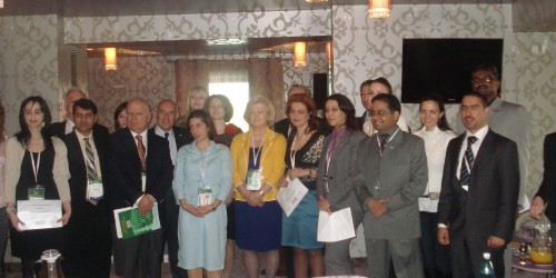 Imrich Sarkany Award by European Academy of Dermatology & Venereology, Bucharest, Romania